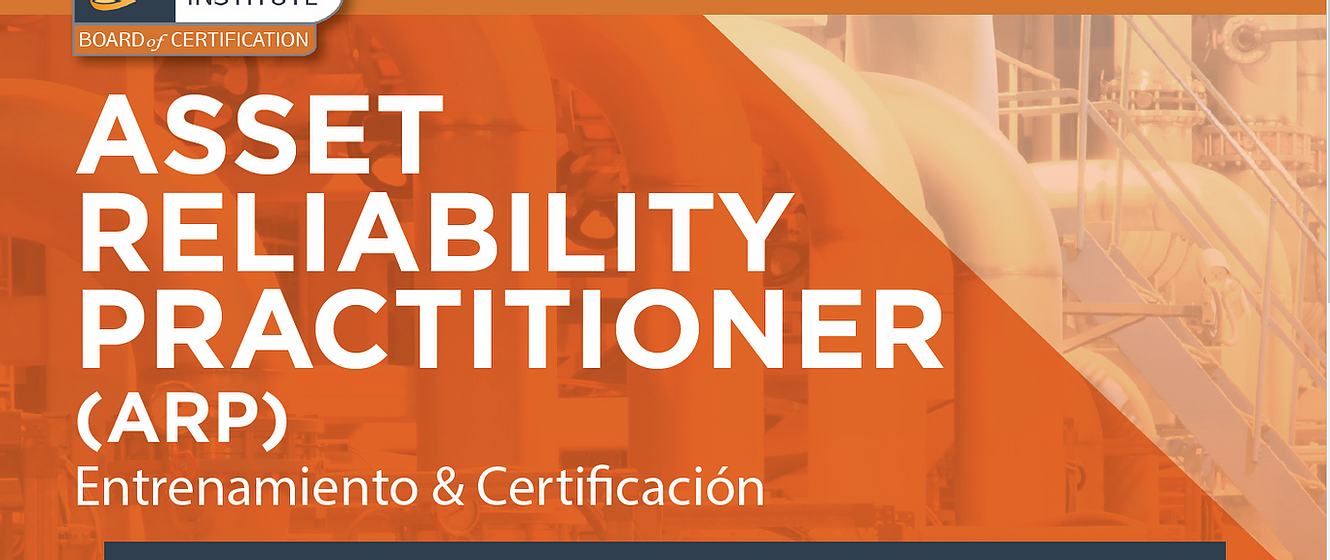 Asset Reliability Practitioner